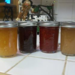 Marmalades, Conserves & Butters